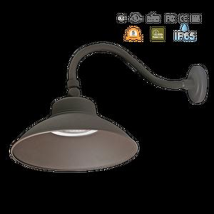 LED黄昏至黎明-鹅颈-IP65